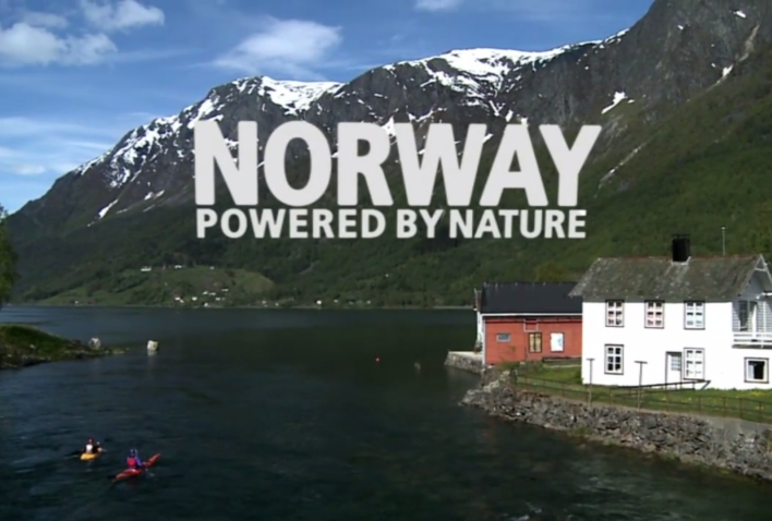 Norway. Powered by Nature