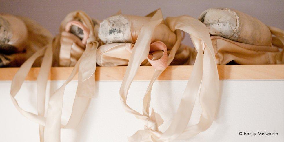 Dance Ballet Shoes