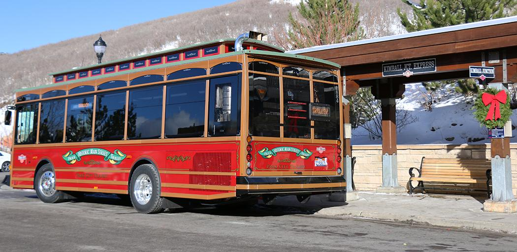 New Park City Trolley -Blog