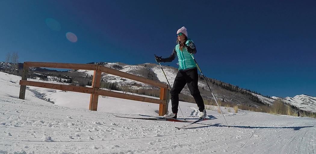 First Timers Skate Skiing Header