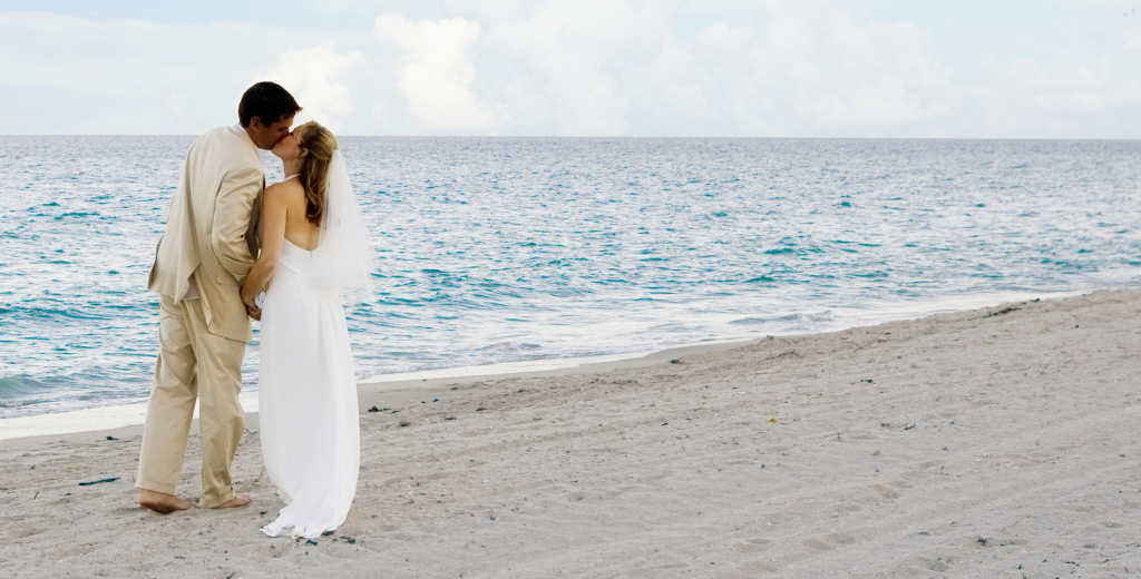 Wedding pole 1 help me plan my wedding venue steemit for Beach wedding photos