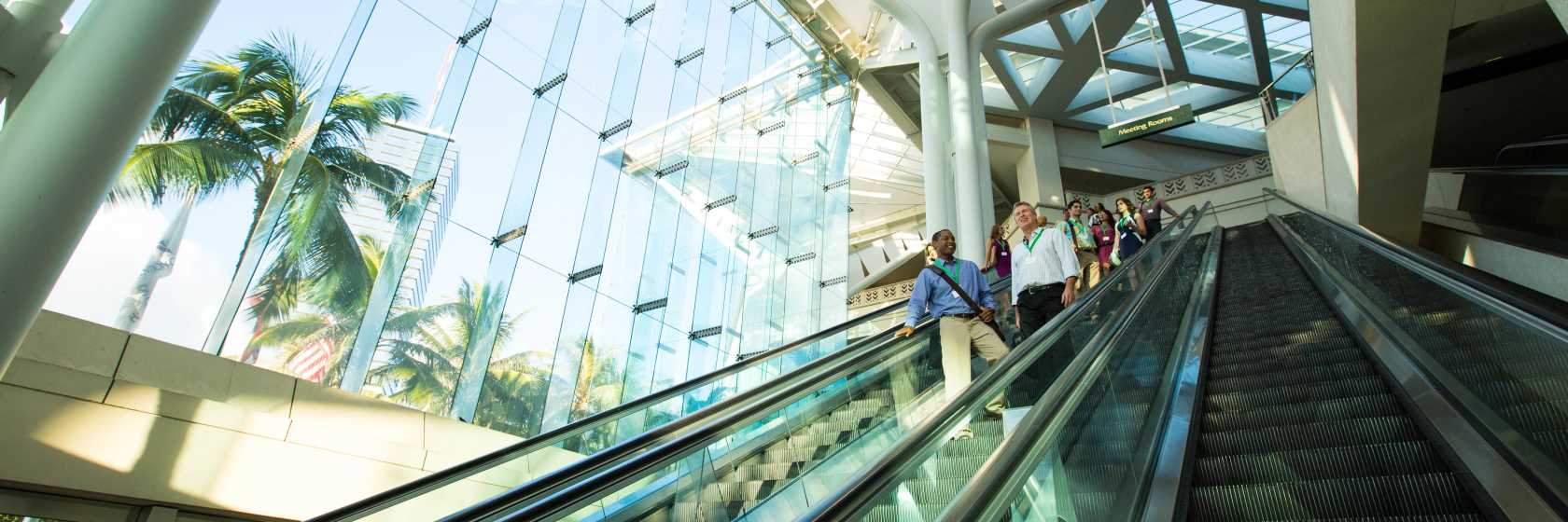 HCC escalator