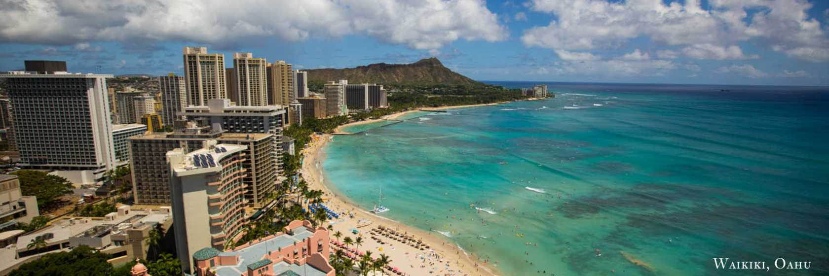 Oahu - Waikiki