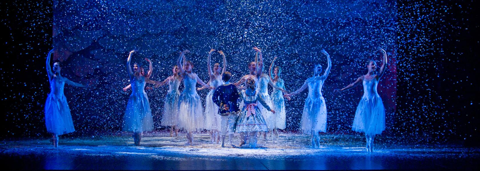 Nutcracker Suite Snow