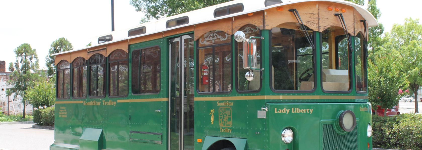 lady liberty south star trolley