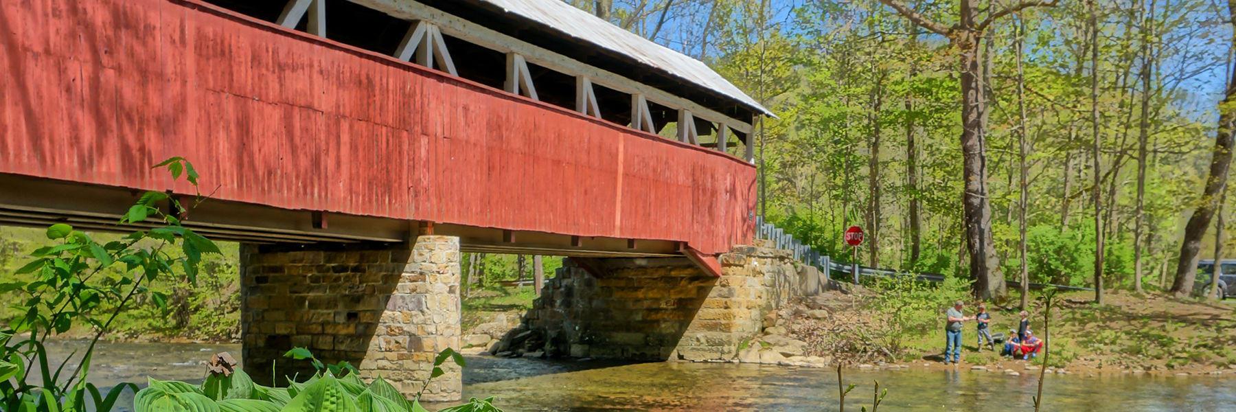 Covered Bridges & Famous Routes