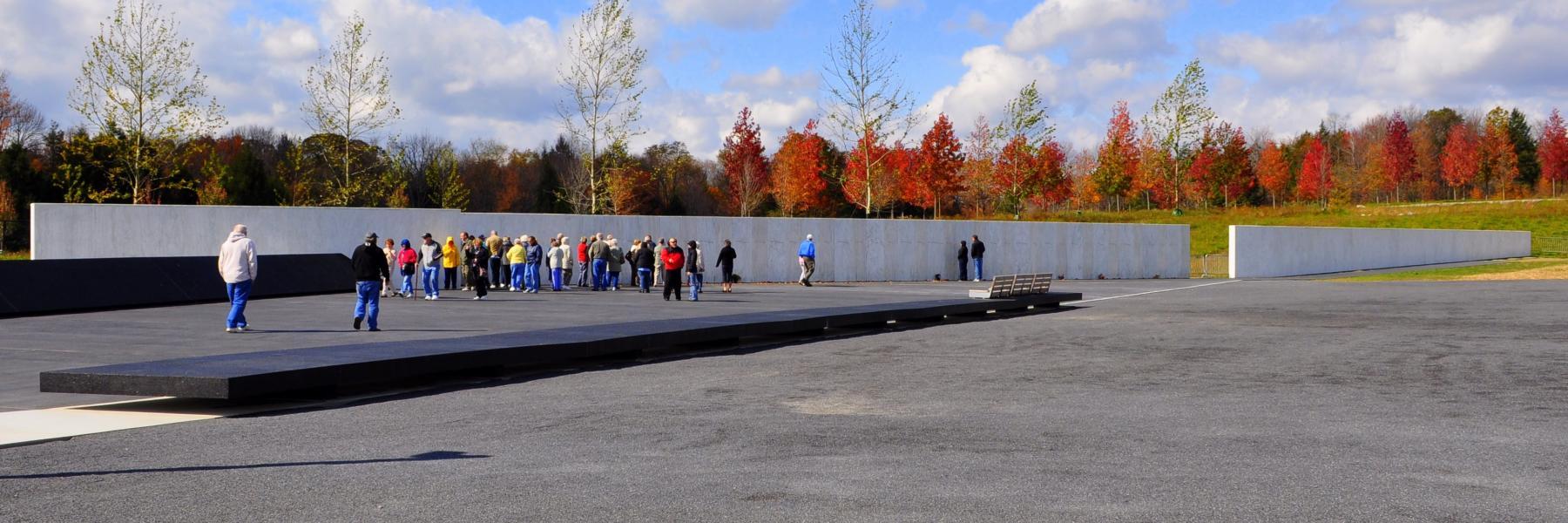 Flight 93 National Memorial -  <br />  Visit the New Visitor Center