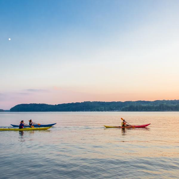 Monroe Lake 1