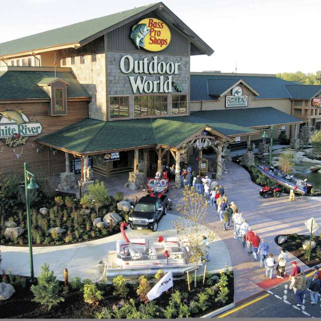 Bass Pro Visitor Center