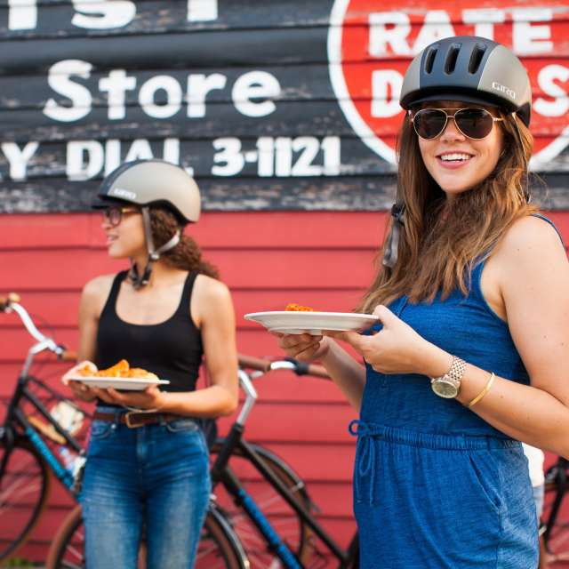 Food Bike Tours Richmond Rides