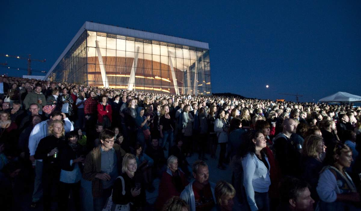 Oslo Opera Hous...