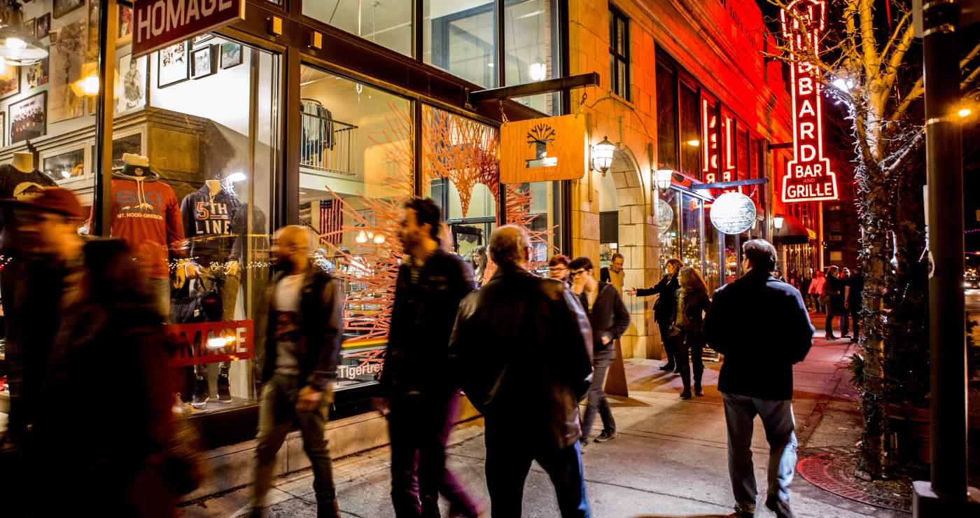 Italian Restaurants Columbus Ohio High Street