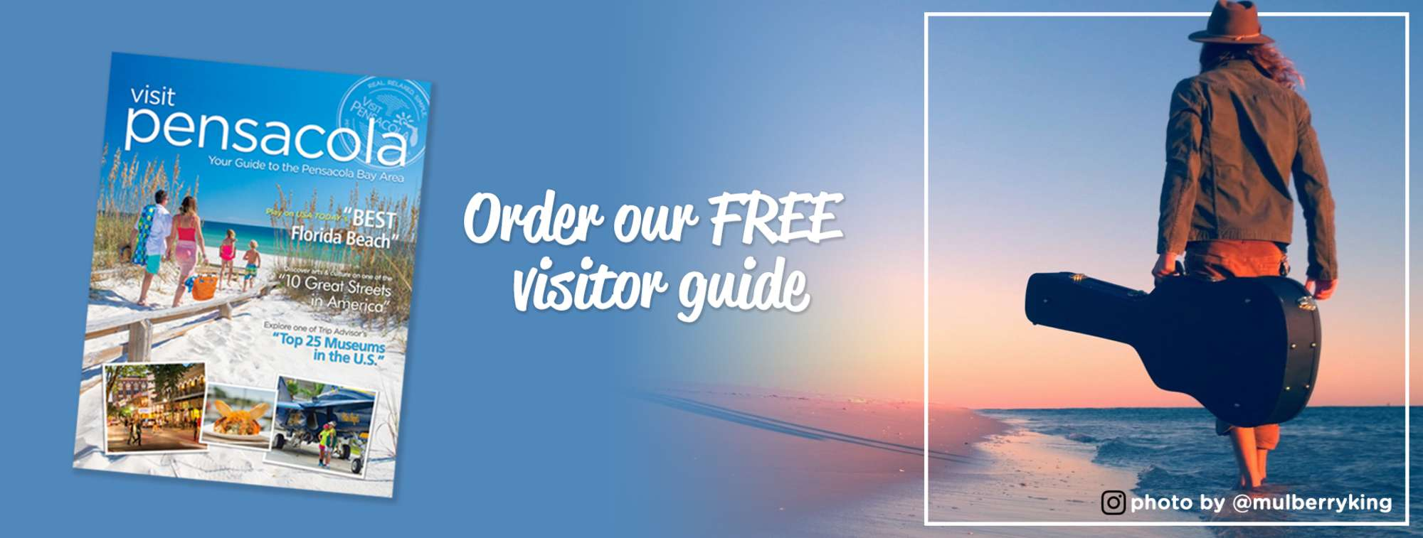 Official Tourism Website of Pensacola Florida – Pensacola Tourist Attractions Map