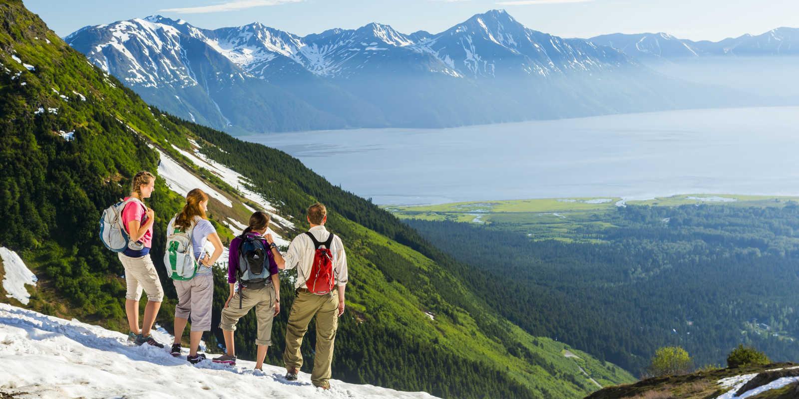 Girdwood Glaciers Visit Anchorage