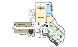 center place map