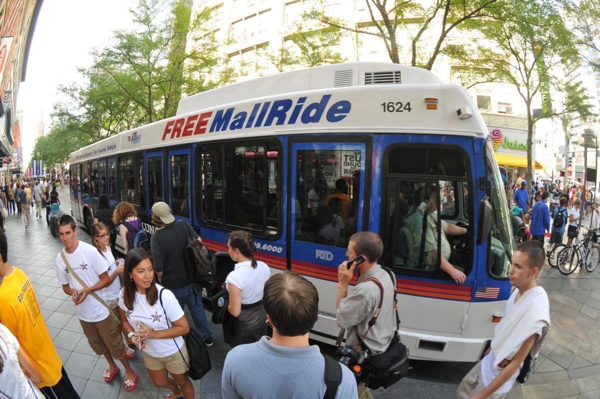 Denver Public Transportation How To Visit Denver