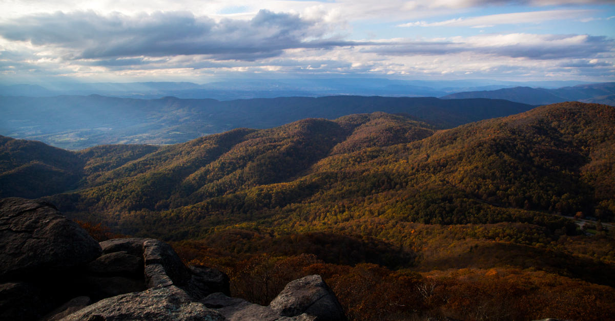 10 Blue Ridge Mountains Hiking Trails Roanoke Va