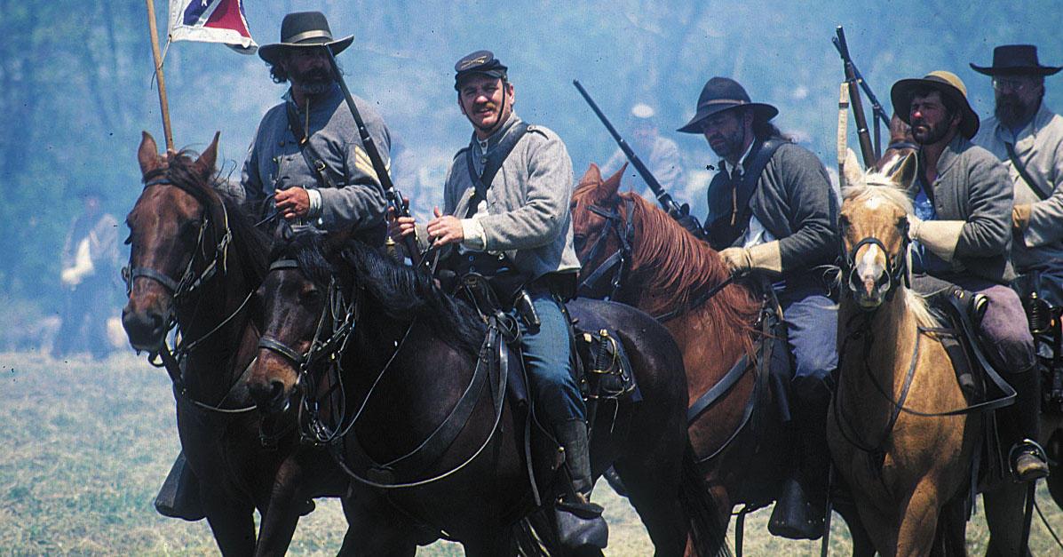 Civil War History In Roanoke Valley Virginia