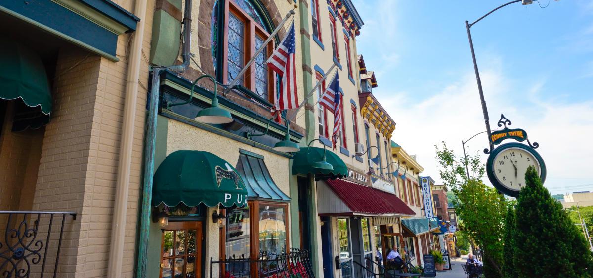Restaurants On Fayette Street Conshohocken Pa