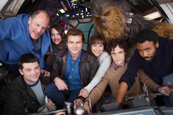 Han Solo Cast
