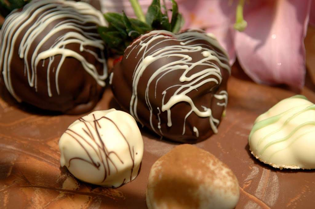 Sample Local Asheville Artisan Chocolates