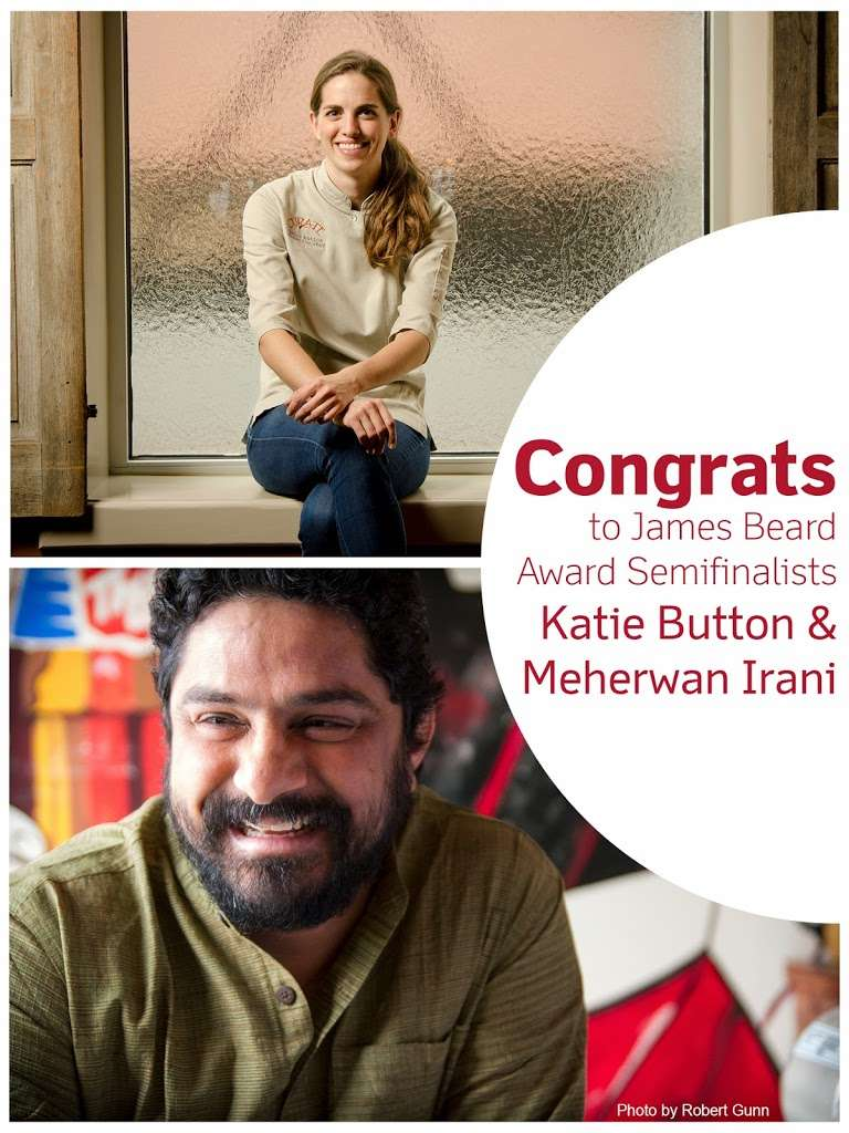 Two Asheville Chefs Net James Beard Recognition