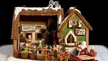New Gingerbread Workshops and Behind the Scenes Tours