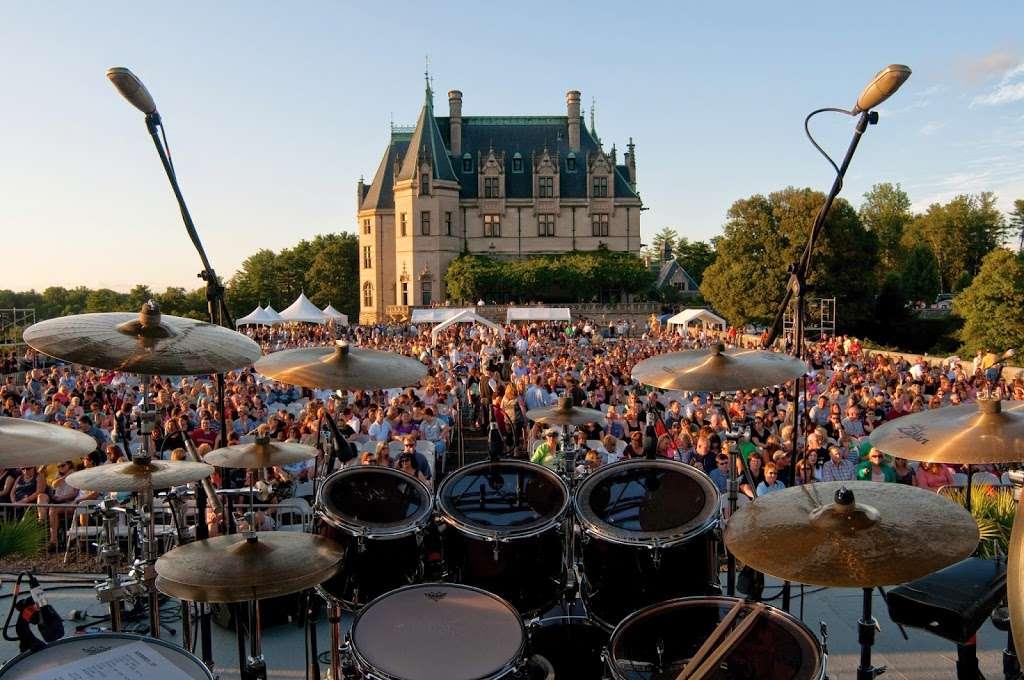 Rock Your Summer: Biltmore's 2015 Concert Series