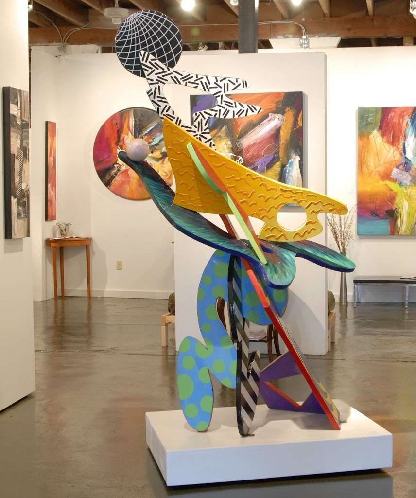 Magazine Ranks Asheville as Top Art Destination