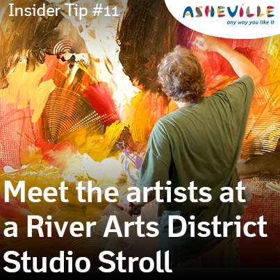 Meet Asheville's Artists