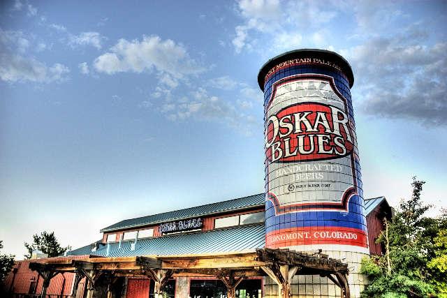Oskar Blues Brews