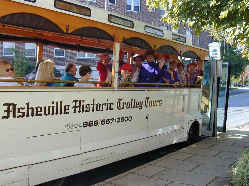 Asheville Historic Trolley Tours Offers Expanded Tour