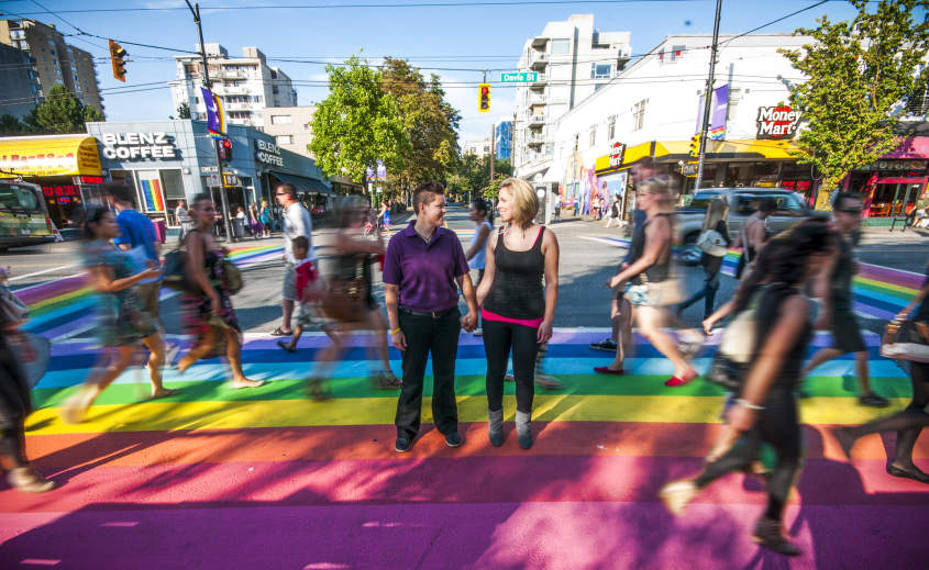 Gay friendly church vancouver bc