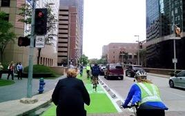 Lamar Street Bike Lane