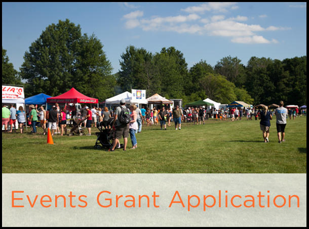 Events Grant Application Callout