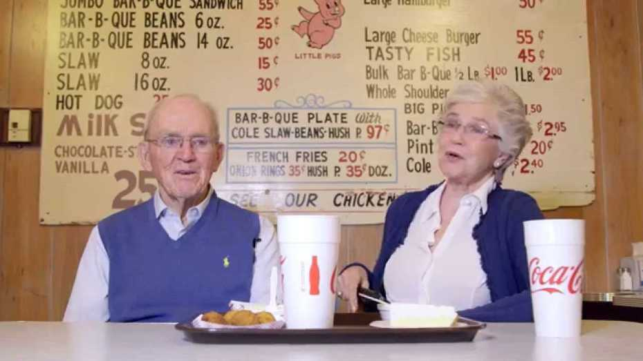 Joe & Peggy Swicegood | Little Pigs Bar-B-Q