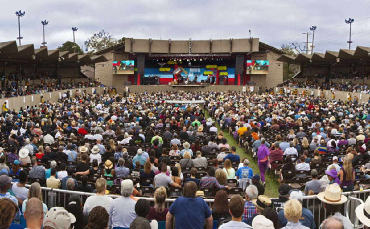 Monterey Jazz Festival, Monterey County Fair & Event Center