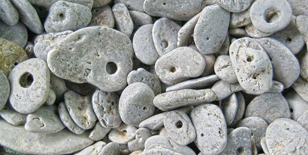 Lucky Stones at Long Point