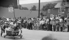 The Fillmore Bath Tub Races