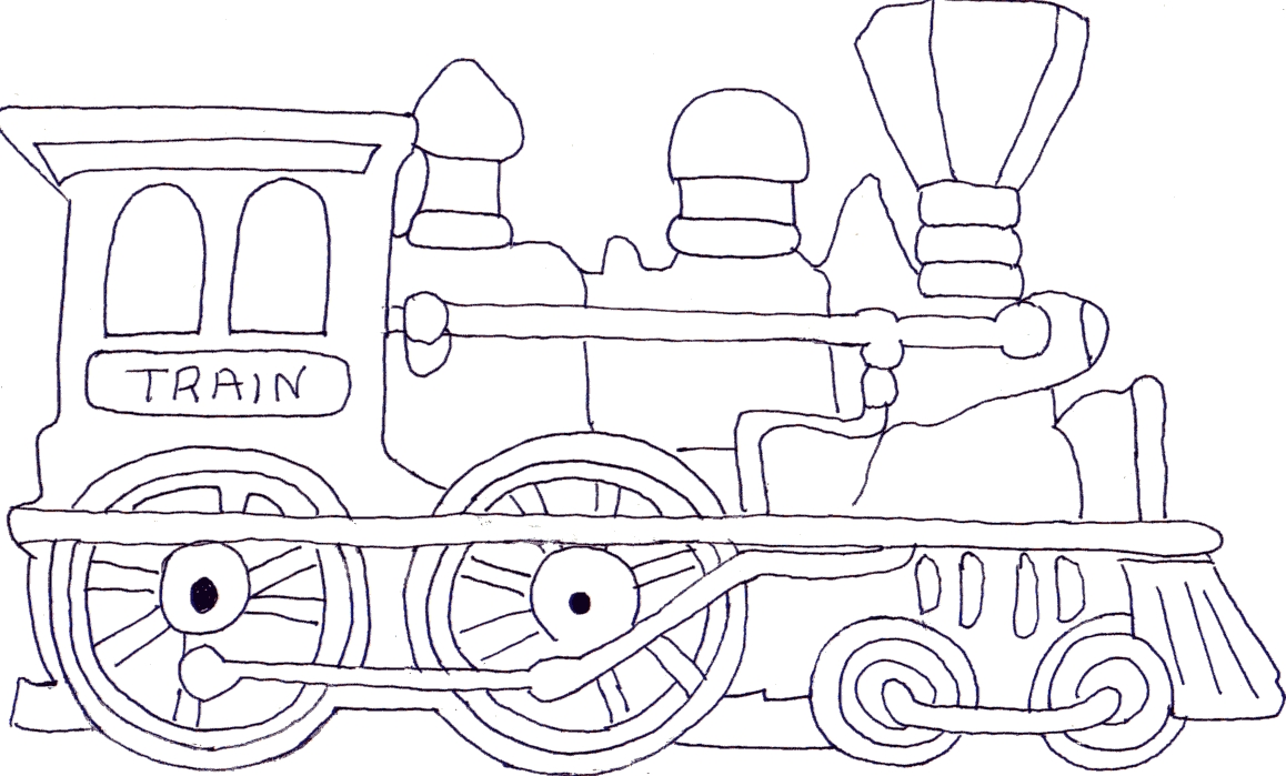 wagon trains coloring pages - photo#45