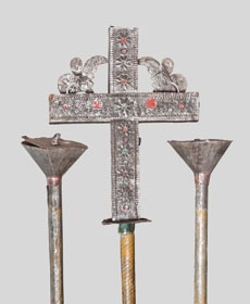 Processional Cross Torches