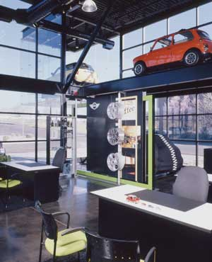 Sandia Mini Showroom 300