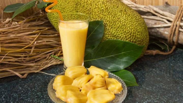 The might jackfruit.