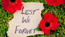 ANZAC Day should be about quiet contemplation - not flashy flyovers and pubs cashing in on misery.