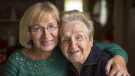 Plan ahead for aged care.