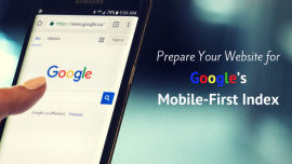 There are four things you can do to prepare for Google's mobile-first index.