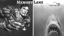 From Superman to Jaws, these are just some of the important things to happen today in history!.