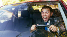 Who else is sick of the horrible drivers on our roads? (Image: Shutterstock).