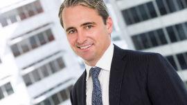New CBA CEO Matt Comyn.