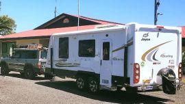 Our Van.